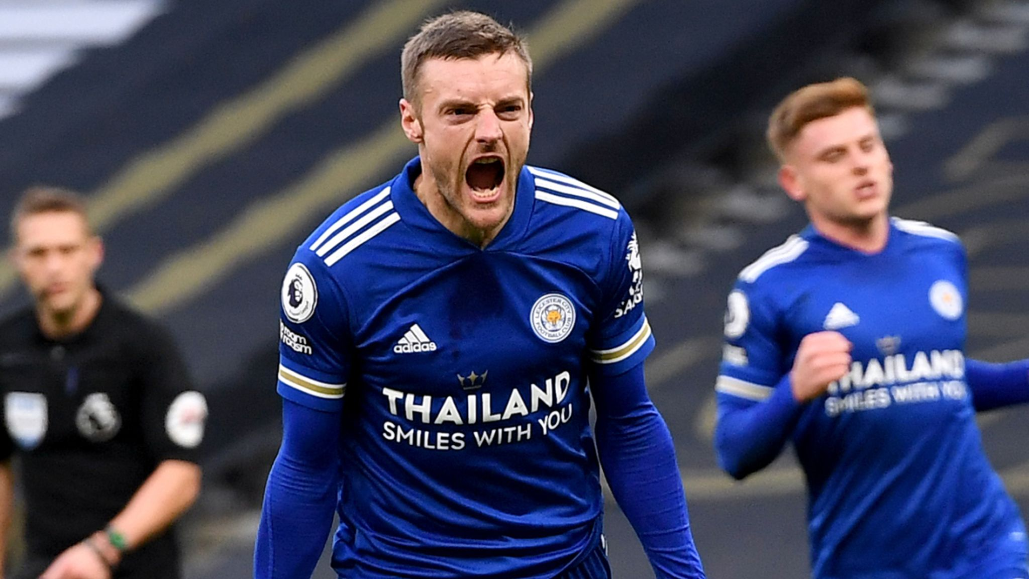 Leicester 3-0 West Brom