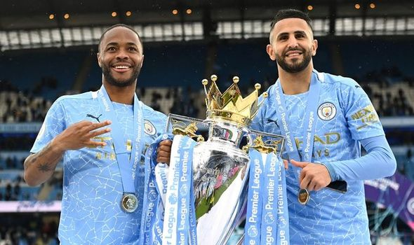 Manchester City could sell Sterling and Mahrez this summer | Arsenal in the line for both players