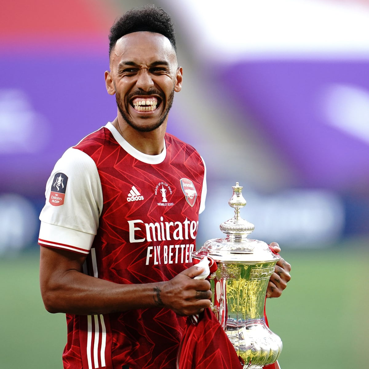 Aubameyang Out For Arsenal Redemption After A Tough Season