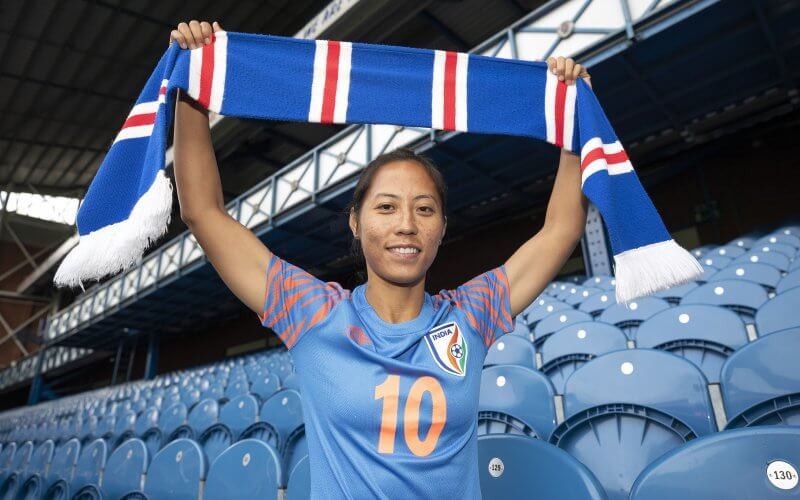 Indian Footballer Bala Devi In Talks Of The Town   Nominated for AFC award again