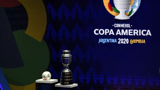 Argentina will not host the Copa America this year