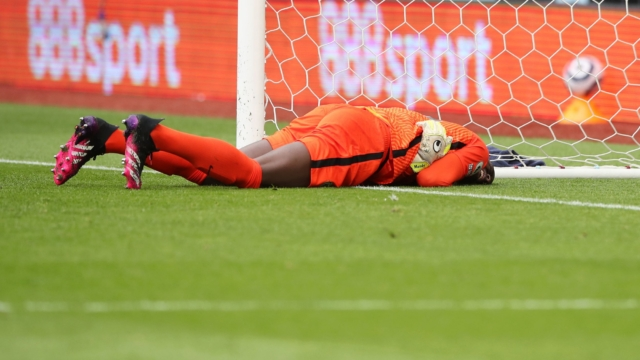 Edouard Mendy injury: Edouard Mendy a worry ahead of the Champions League Final