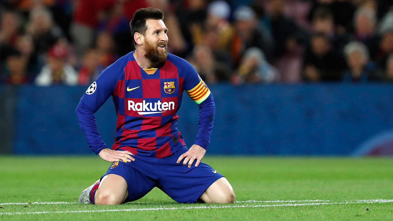 Messi will sit out for Barcelona's last game of the season