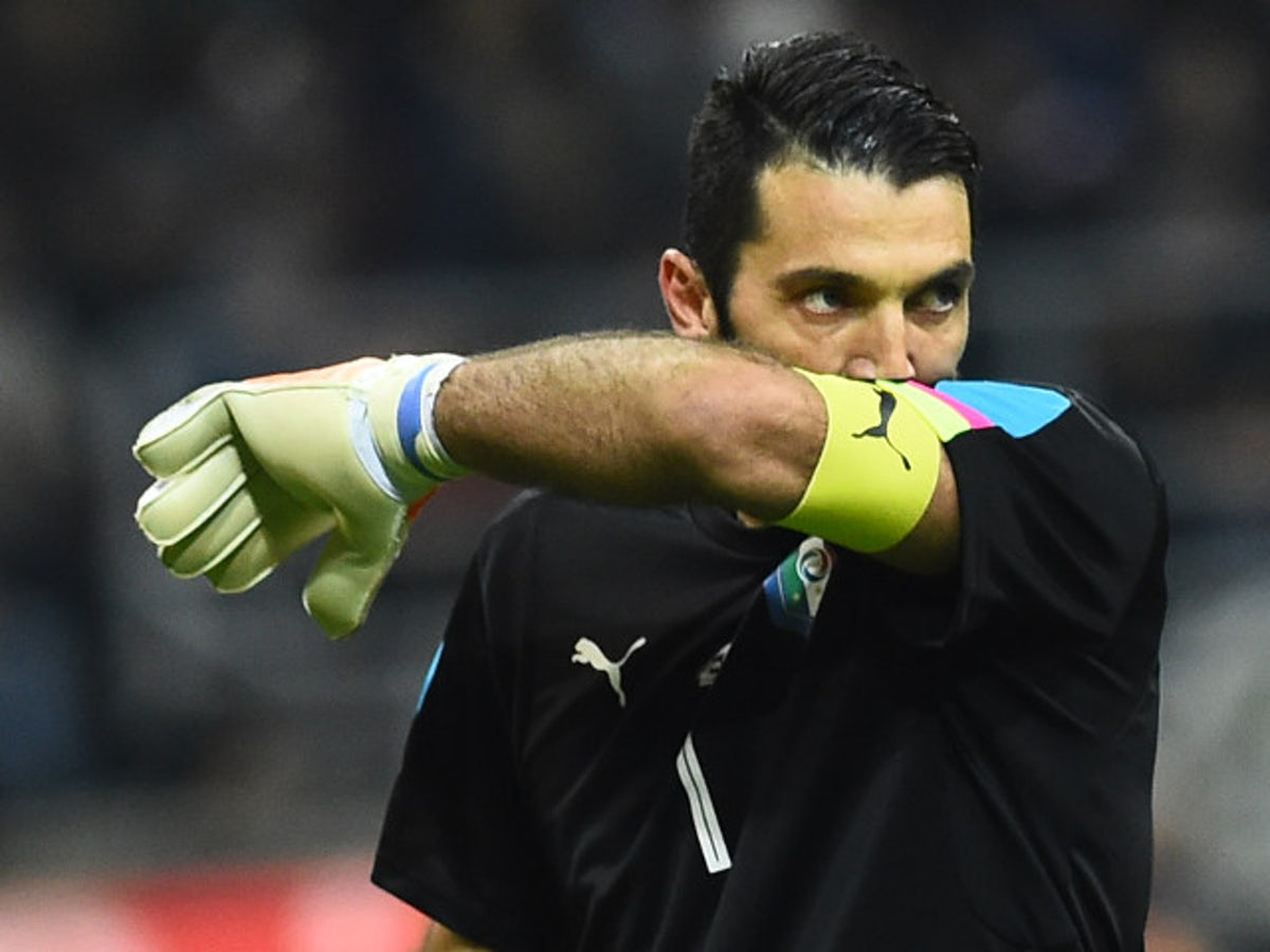 Buffon ready to delay retirement for 2022 World Cup spot