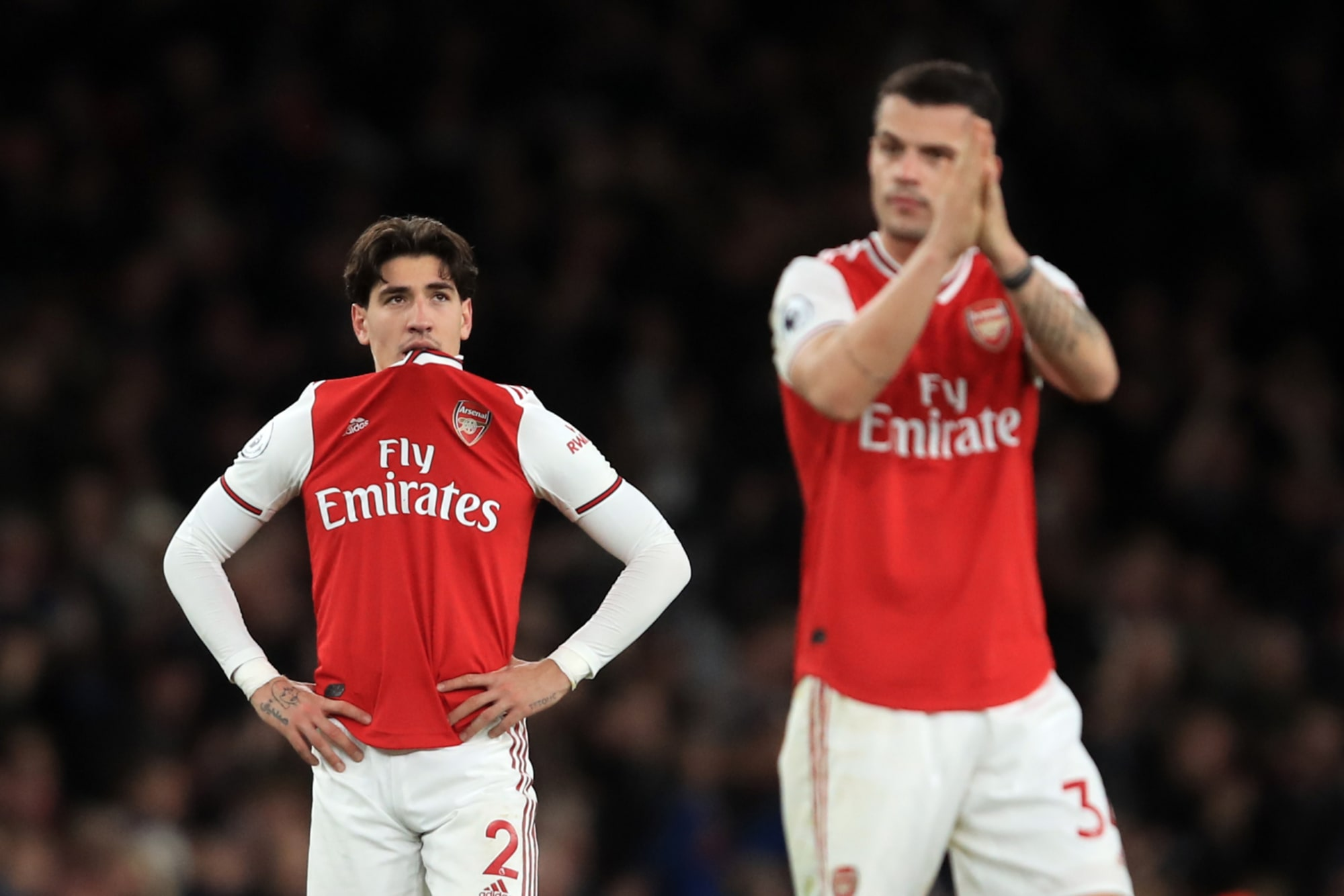 Arsenal Transfer News   Arsenal want a quick resolution as interest mounts in Xhaka and Bellerin