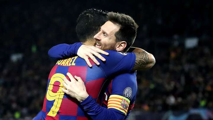Barcelona News   Lionel Messi and Luis Suarez Catches-Ups For Family Lunch in Madrid