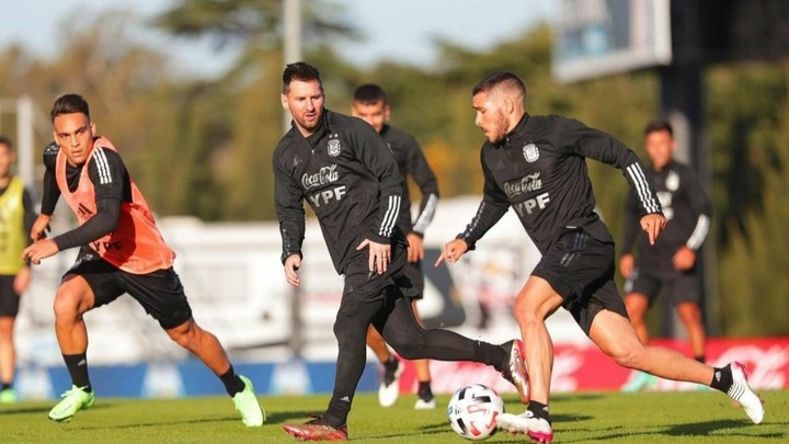 Messi excited as Argentina aim for the Copa America title