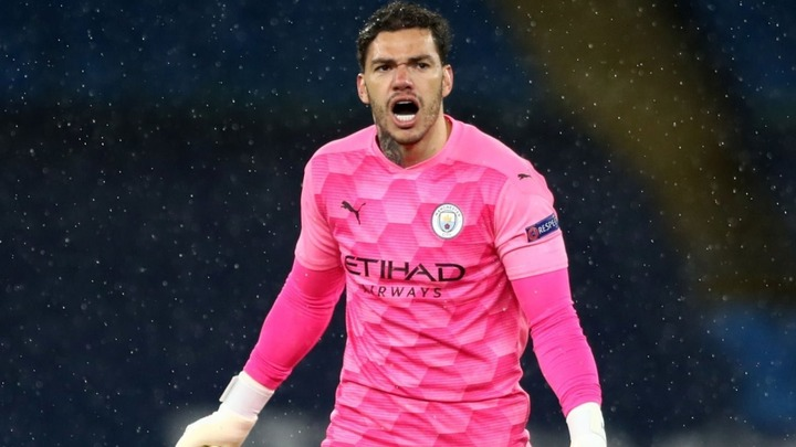 Scott Carson Out Of The Premier League Games As The Manchester City Star Goalkeeper Ederson Is Back To The Squad