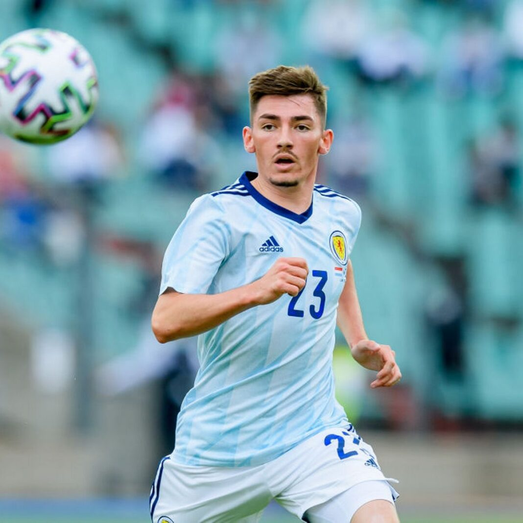 Billy Gilmour ignored Gordon Strachan advice to stay in Scotland
