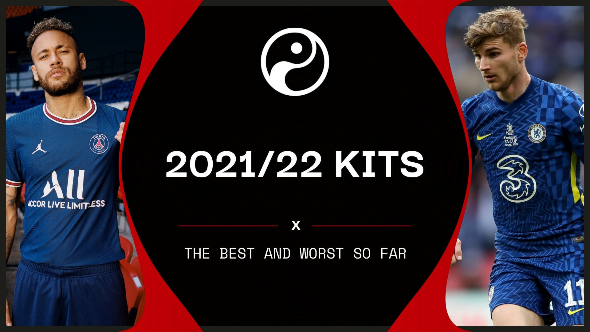 New 2021-22 football kits: All top clubs shirts & jerseys revealed