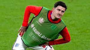 Harry Maguire: England