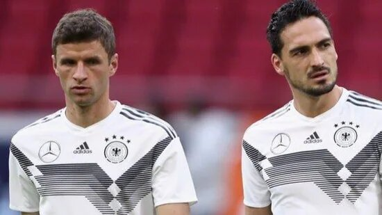 European Championships   Muller and Hummels return to Germany