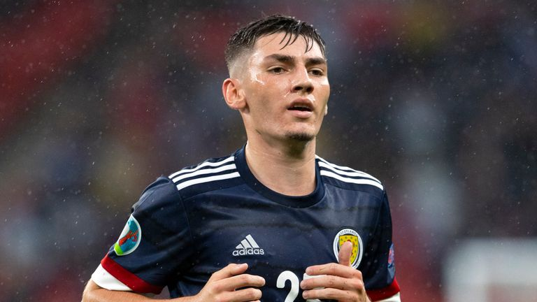 Billy Gilmour: Norwich