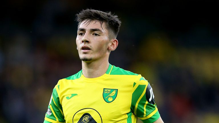 Billy Gilmour: Liverpool