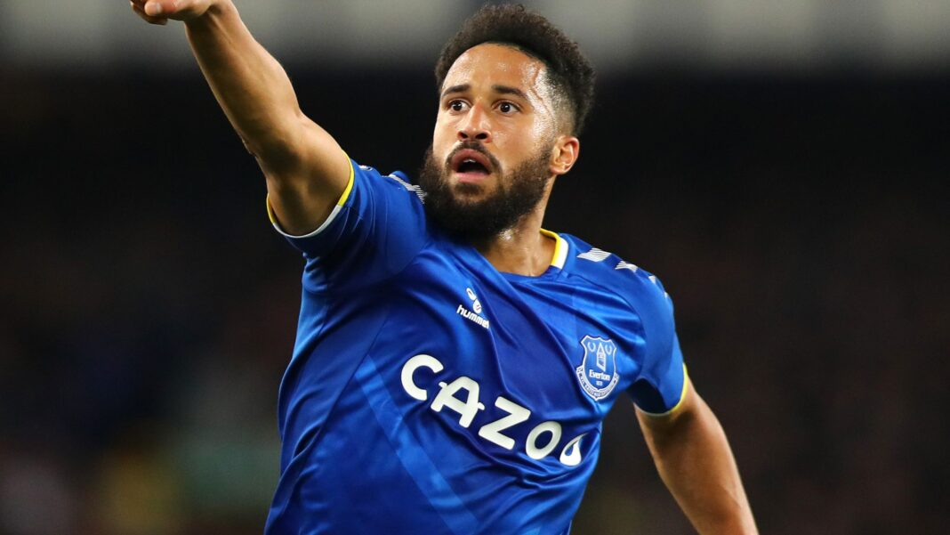 Andros Townsend: Everton